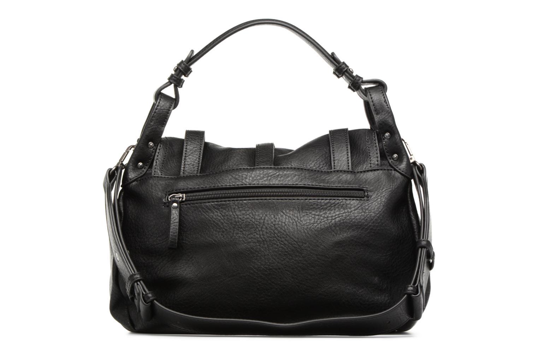Handtassen Tamaris Bernadette Satchel bag Zwart voorkant