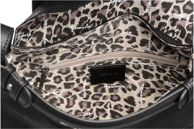 Handtassen Tamaris Bernadette Satchel bag Zwart achterkant