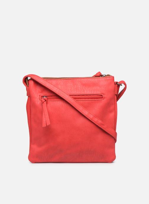 Handtassen Tamaris Khema Crossbody bag Rood voorkant