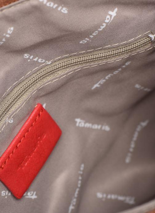 Handtassen Tamaris Khema Crossbody bag Rood achterkant