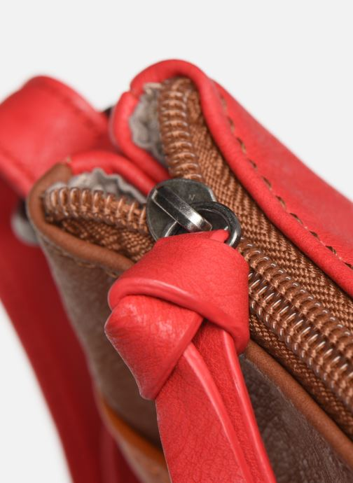 Handtassen Tamaris Khema Crossbody bag Rood links