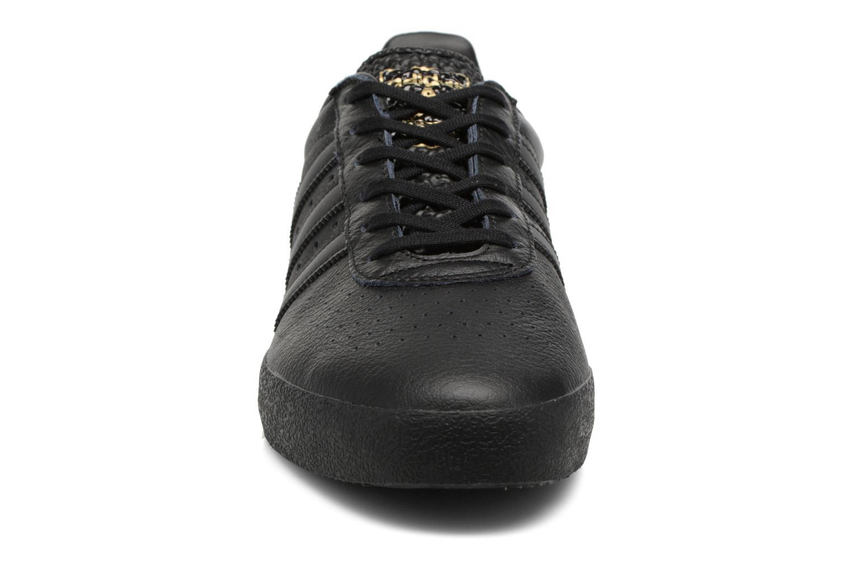 Baskets Adidas Originals Adidas 350 Noir vue portées chaussures