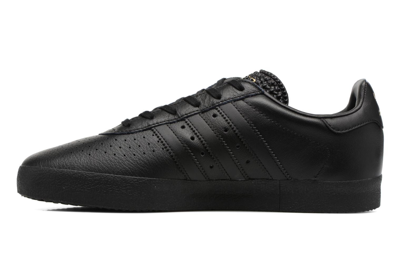Baskets Adidas Originals Adidas 350 Noir vue face