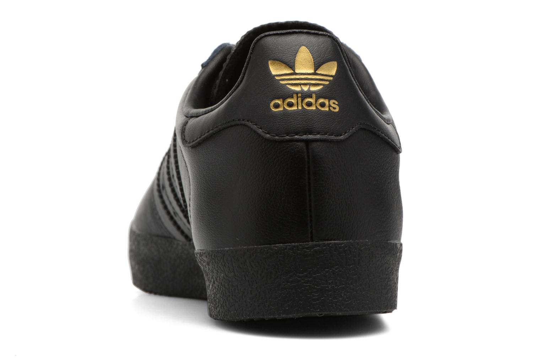 Baskets Adidas Originals Adidas 350 Noir vue droite