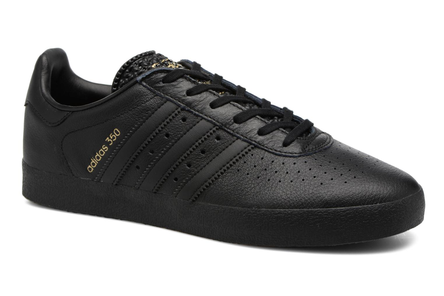 pick up 4ff8a 6d77c Trainers Adidas Originals Adidas 350 Black detailed view Pair view