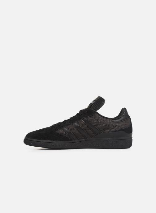 Sneaker adidas originals Busenitz schwarz ansicht von vorne