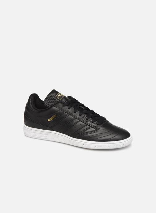 Trainers adidas originals Busenitz Black detailed view/ Pair view