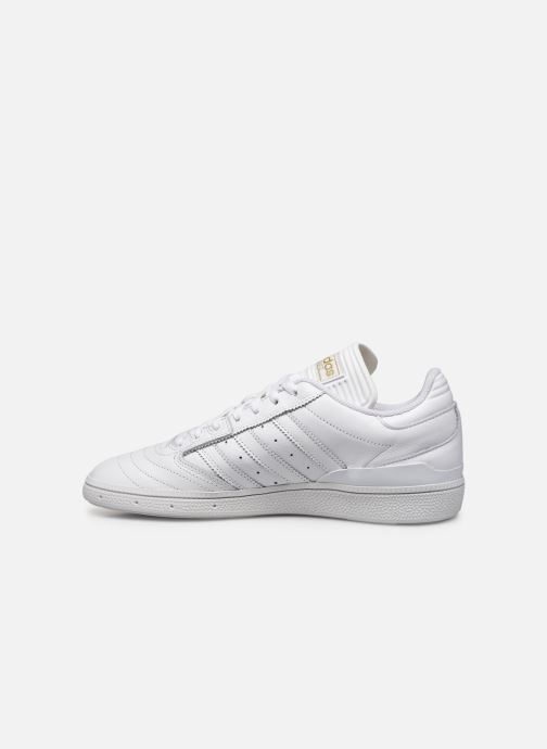 Trainers adidas originals Busenitz White front view