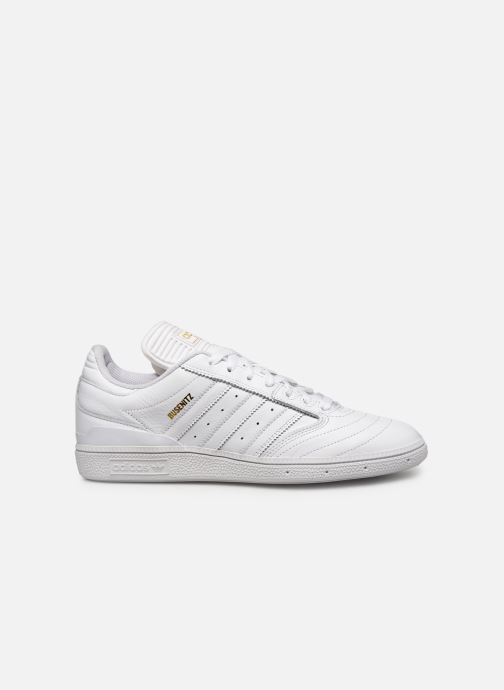 Trainers adidas originals Busenitz White back view