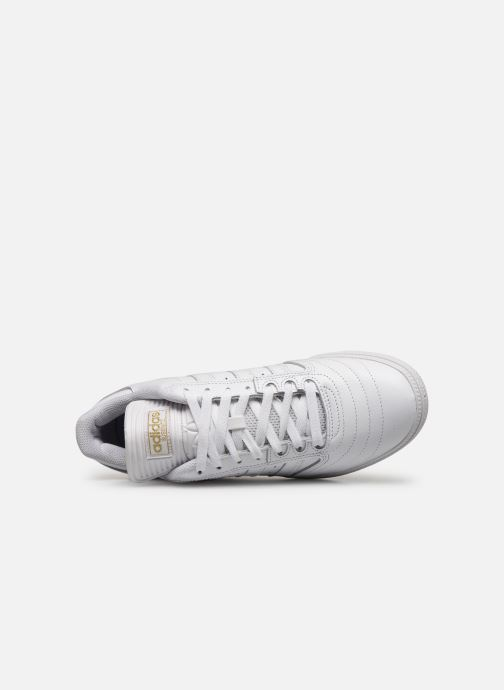 Trainers adidas originals Busenitz White view from the left