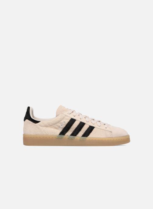 Sneakers adidas originals Campus Nero immagine posteriore