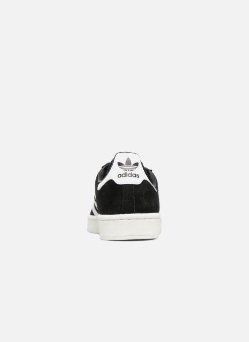 Sneakers adidas originals Campus Svart Bild från höger sidan