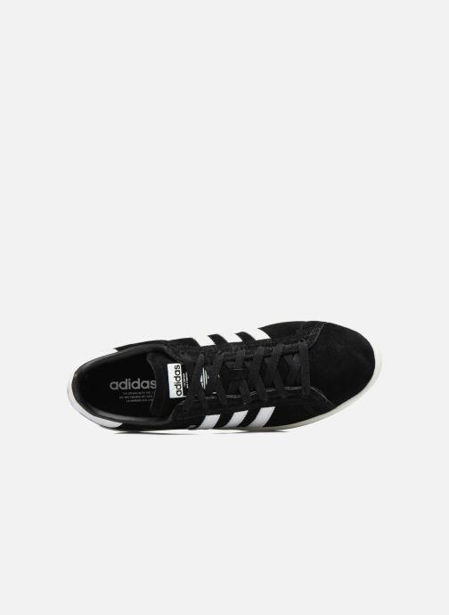 Sneakers adidas originals Campus Svart bild från vänster sidan