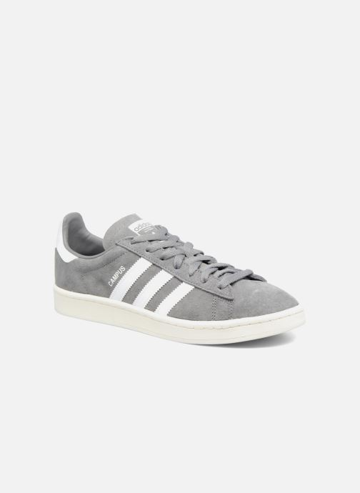 best sneakers 1448e d4c35 Baskets adidas originals Campus Gris vue détailpaire