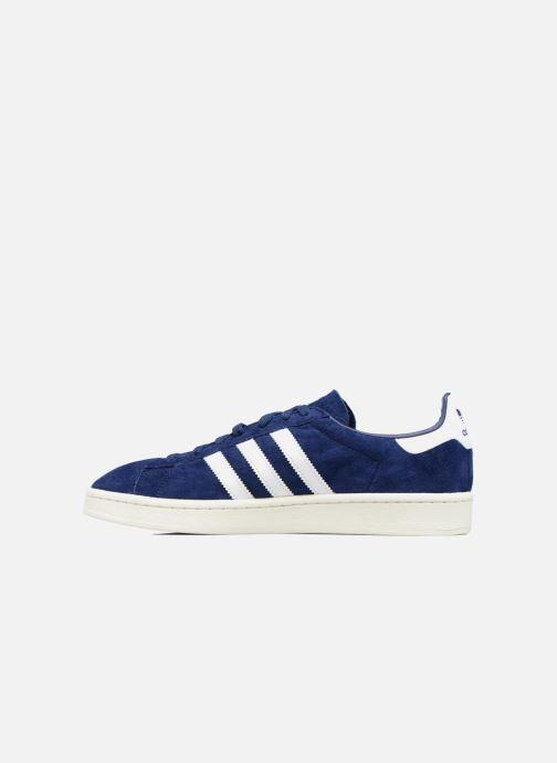 Sneakers adidas originals Campus Azzurro immagine frontale