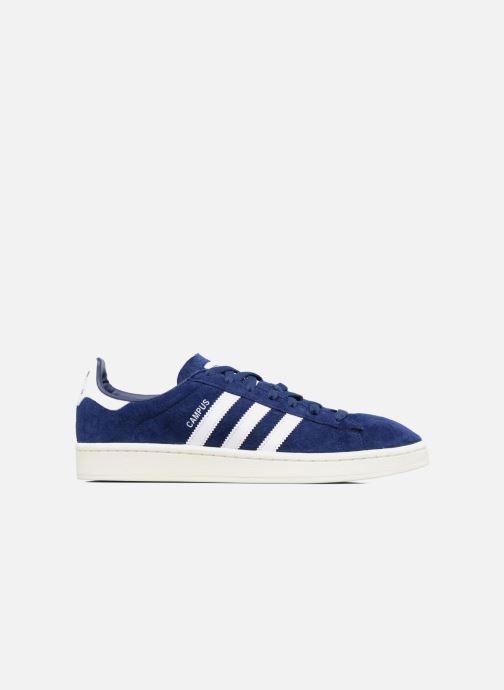 Sneakers adidas originals Campus Azzurro immagine posteriore
