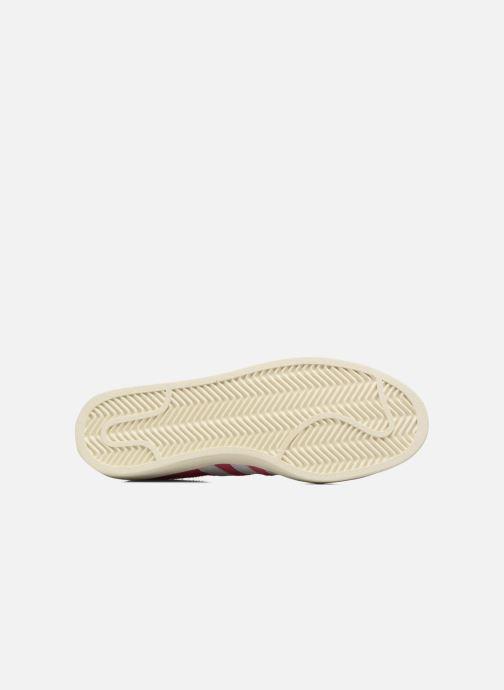Sneakers adidas originals Campus Rosa immagine dall'alto