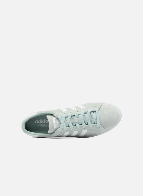 Sneakers adidas originals Campus Verde immagine sinistra