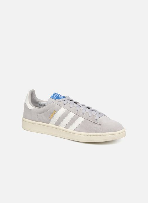 Trainers adidas originals Campus Grey detailed view/ Pair view
