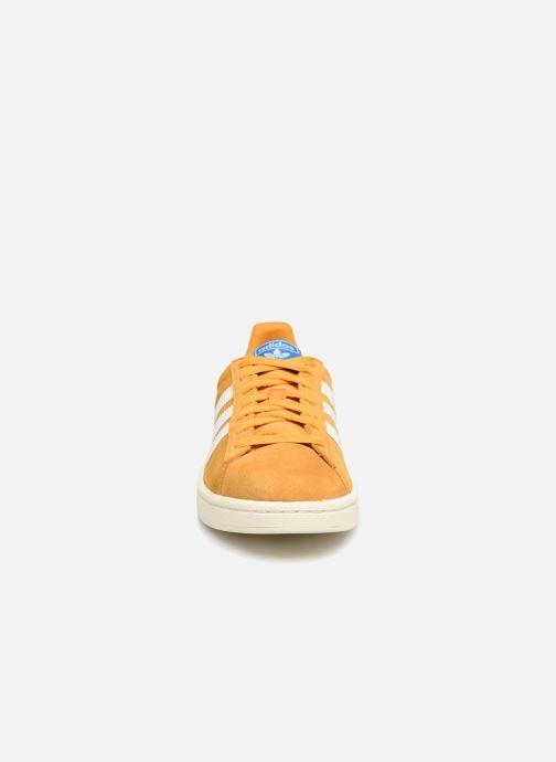 new images of special for shoe meet Adidas Originals Campus (Jaune) - Baskets chez Sarenza (335098)
