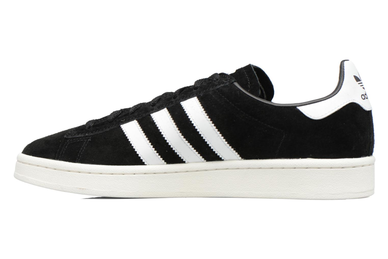 Sneakers Adidas Originals Campus Nero immagine frontale