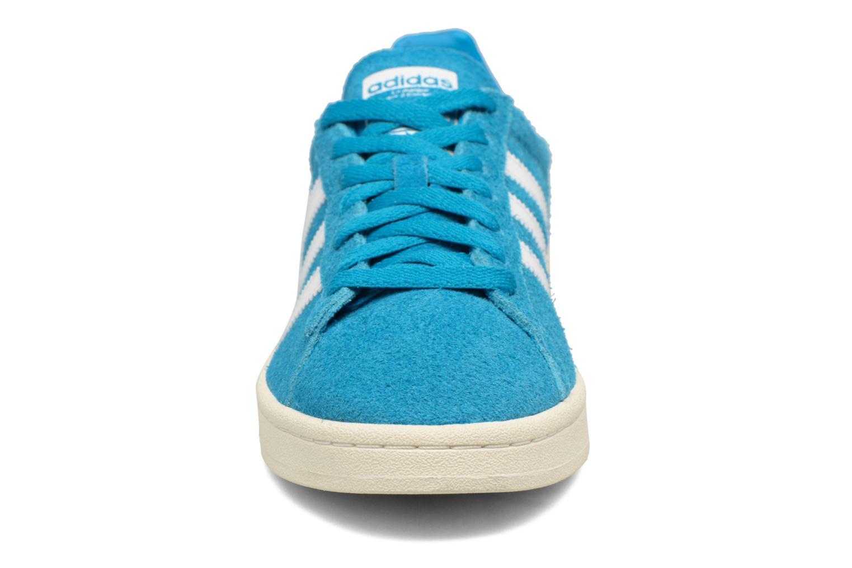Sneaker Adidas Originals Campus blau schuhe getragen