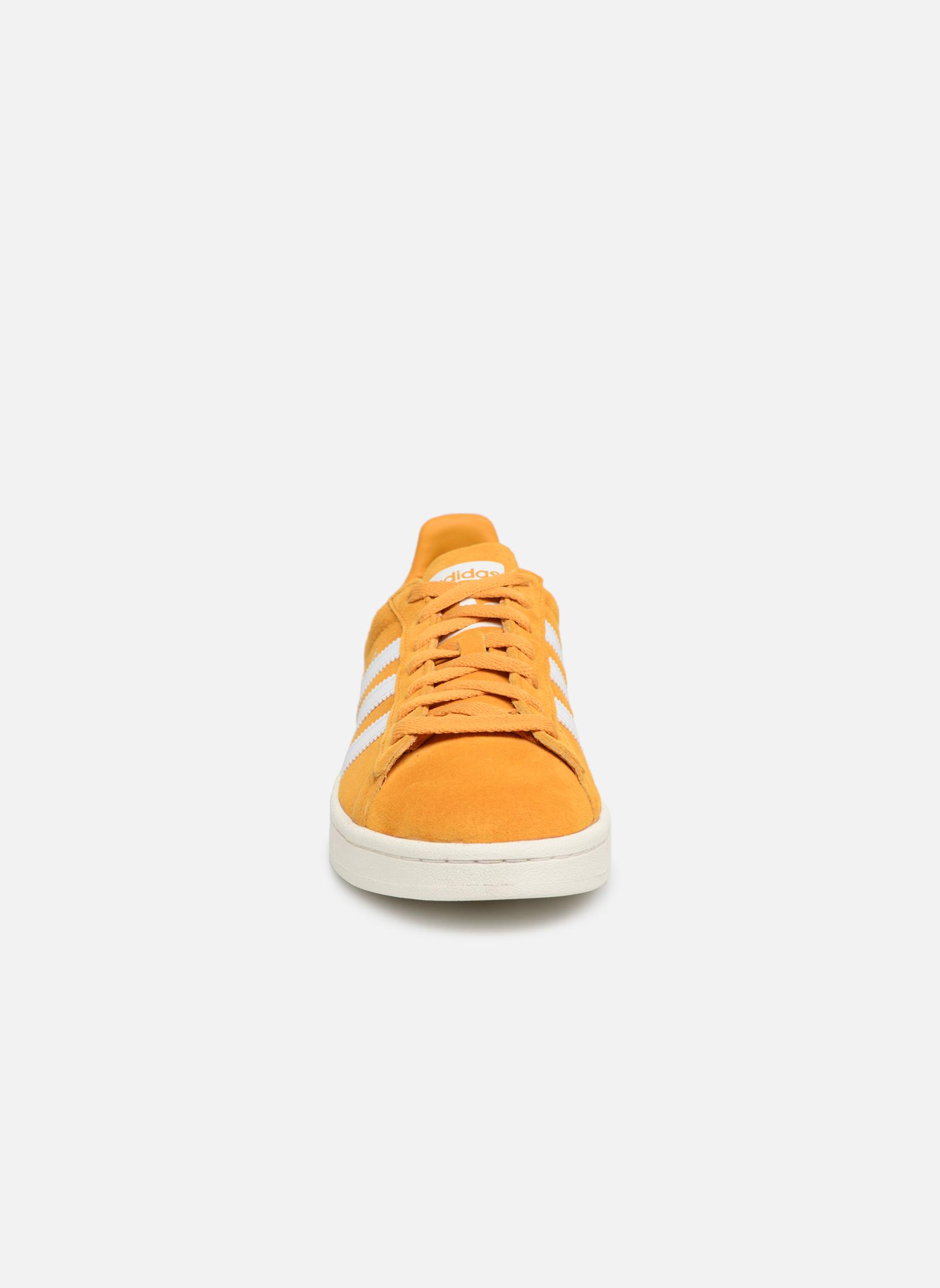 Sneakers Adidas Originals Campus Gul se skoene på