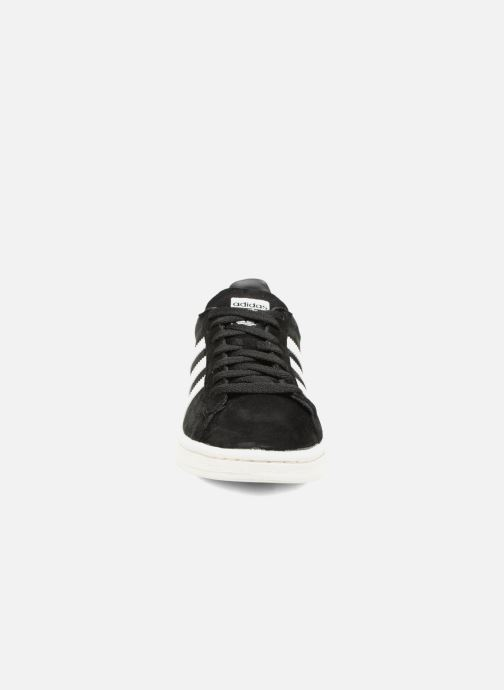 Sneaker adidas originals Campus W weiß schuhe getragen