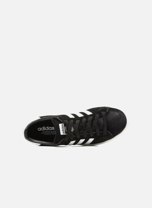 Sneaker adidas originals Campus W weiß ansicht von links