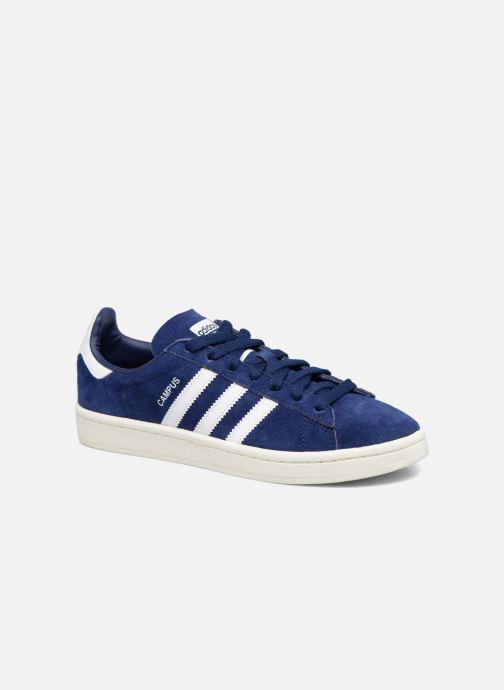 Sneaker adidas originals Campus W blau detaillierte ansicht/modell