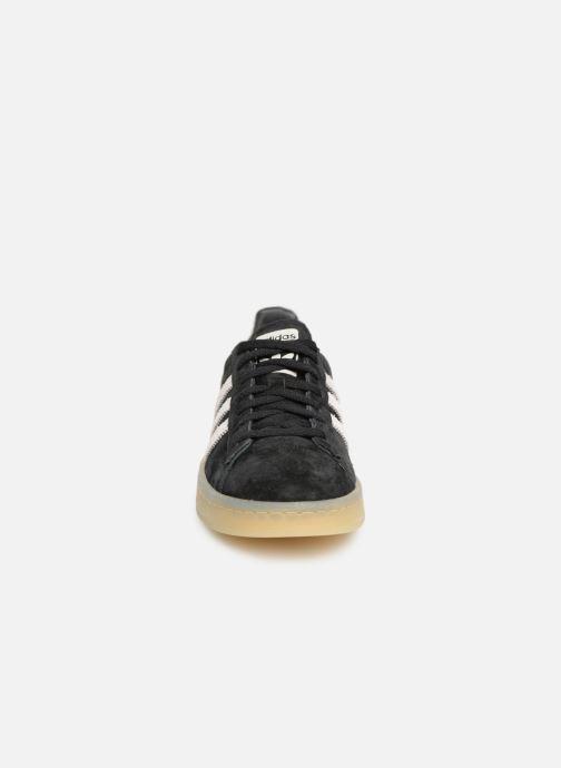 Trainers adidas originals Campus W Black model view
