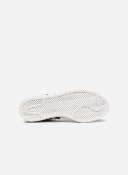 Sneakers adidas originals Campus W Nero immagine dall'alto