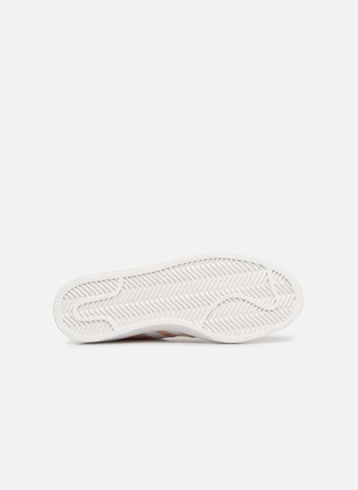 Sneakers adidas originals Campus W Rosa immagine dall'alto