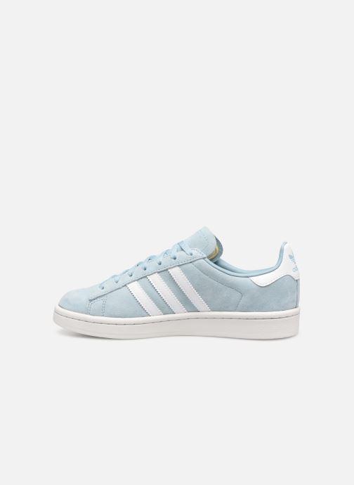 Sneakers adidas originals Campus W Blå se forfra