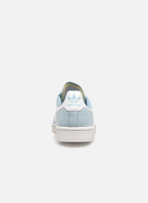 Sneakers adidas originals Campus W Blå Se fra højre
