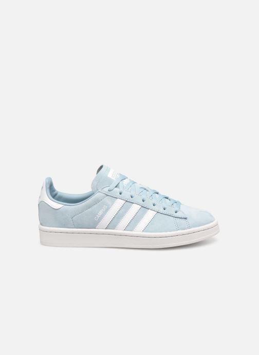 Sneakers adidas originals Campus W Blå se bagfra