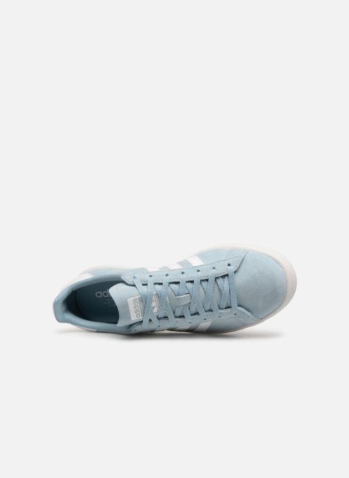 Sneakers adidas originals Campus W Blå se fra venstre