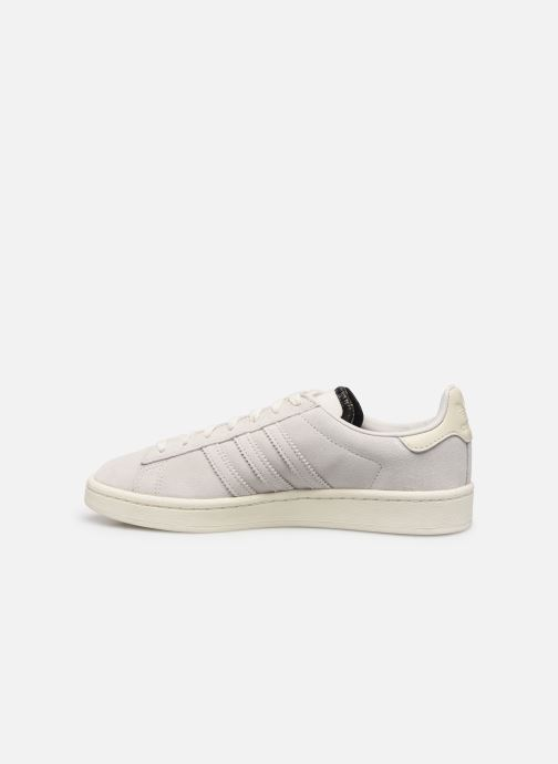 Sneakers adidas originals Campus W Wit voorkant