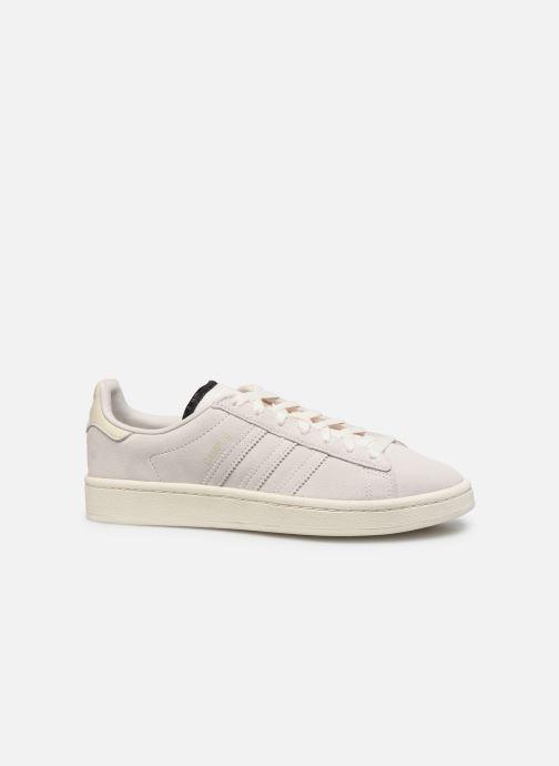 Sneakers adidas originals Campus W Wit achterkant