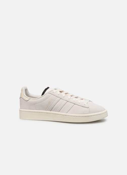 Sneakers adidas originals Campus W Wit achterkant