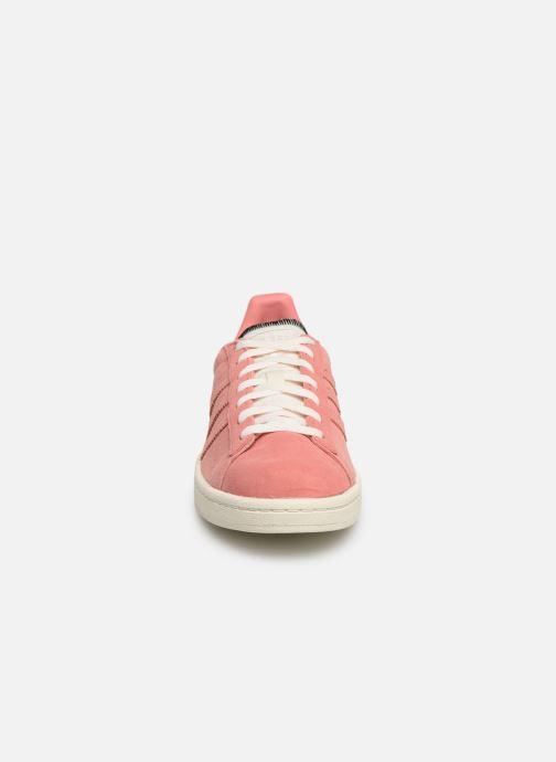Sneakers adidas originals Campus W Roze model