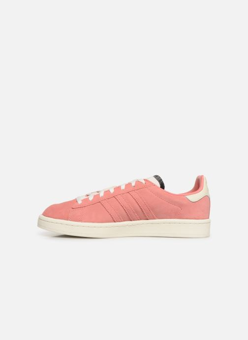 Sneakers adidas originals Campus W Rosa immagine frontale