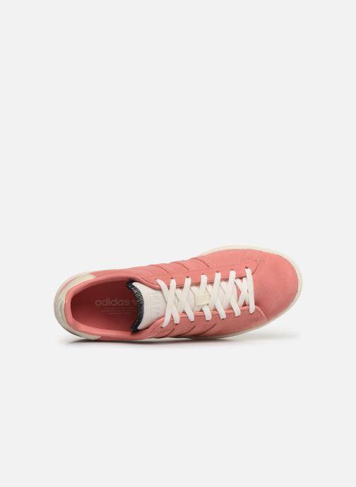 Sneakers adidas originals Campus W Rosa immagine sinistra