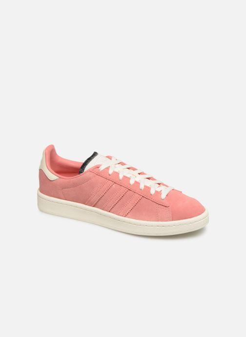 Sneakers adidas originals Campus W Roze detail