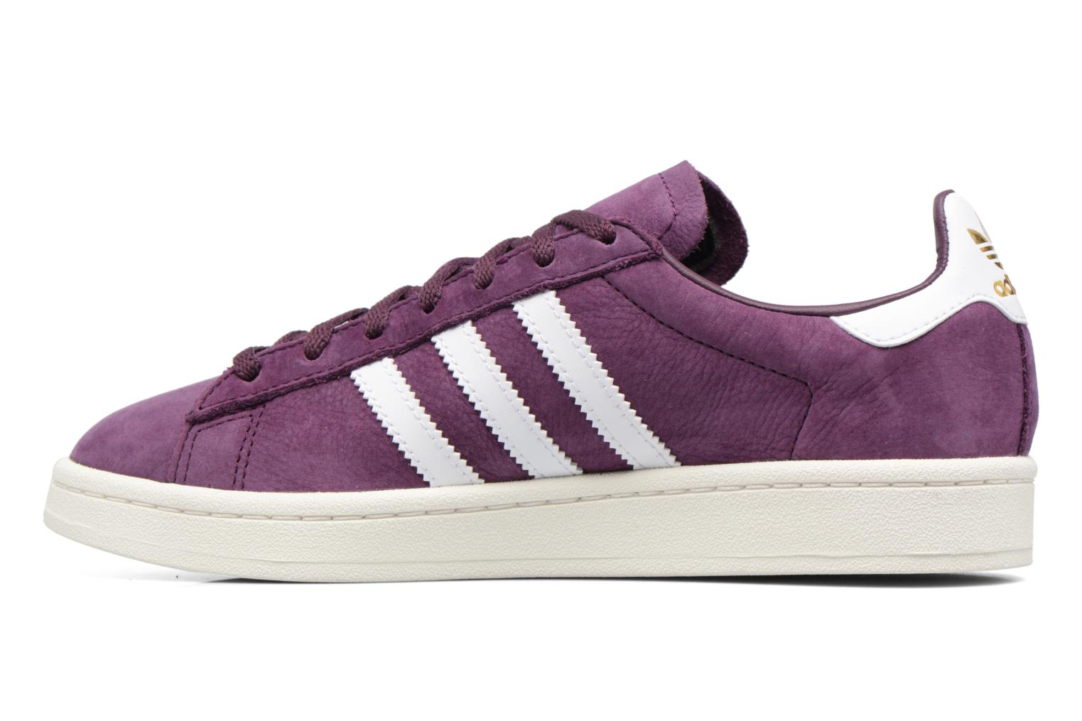 Baskets Adidas Originals Campus W Violet vue face