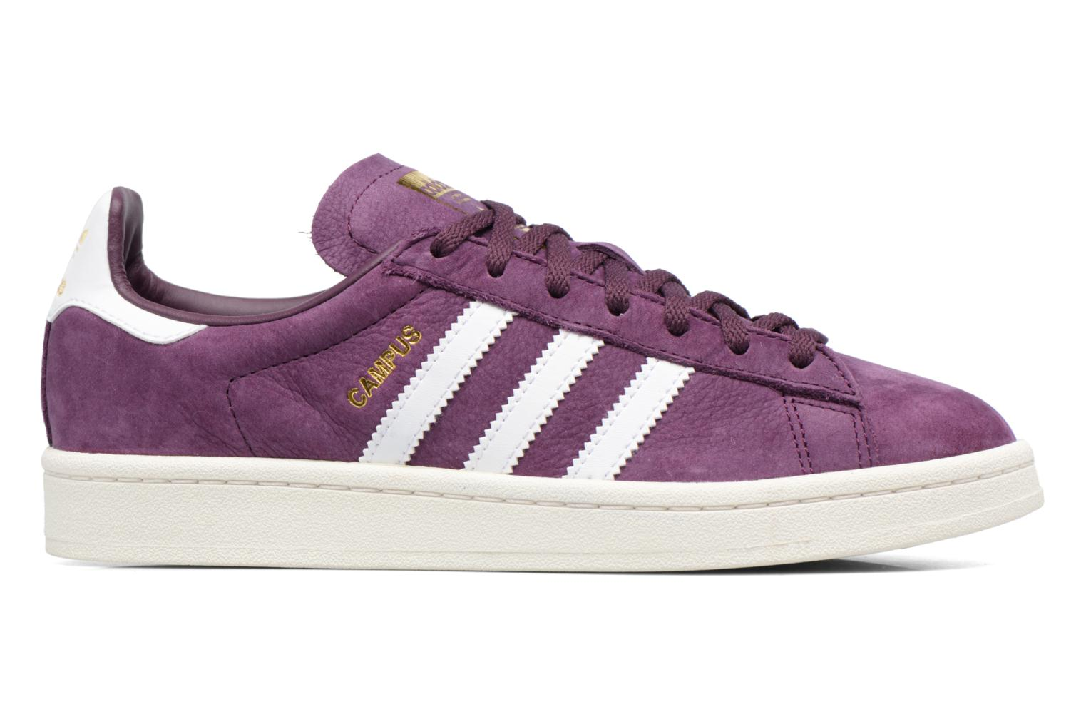 Baskets Adidas Originals Campus W Violet vue derrière