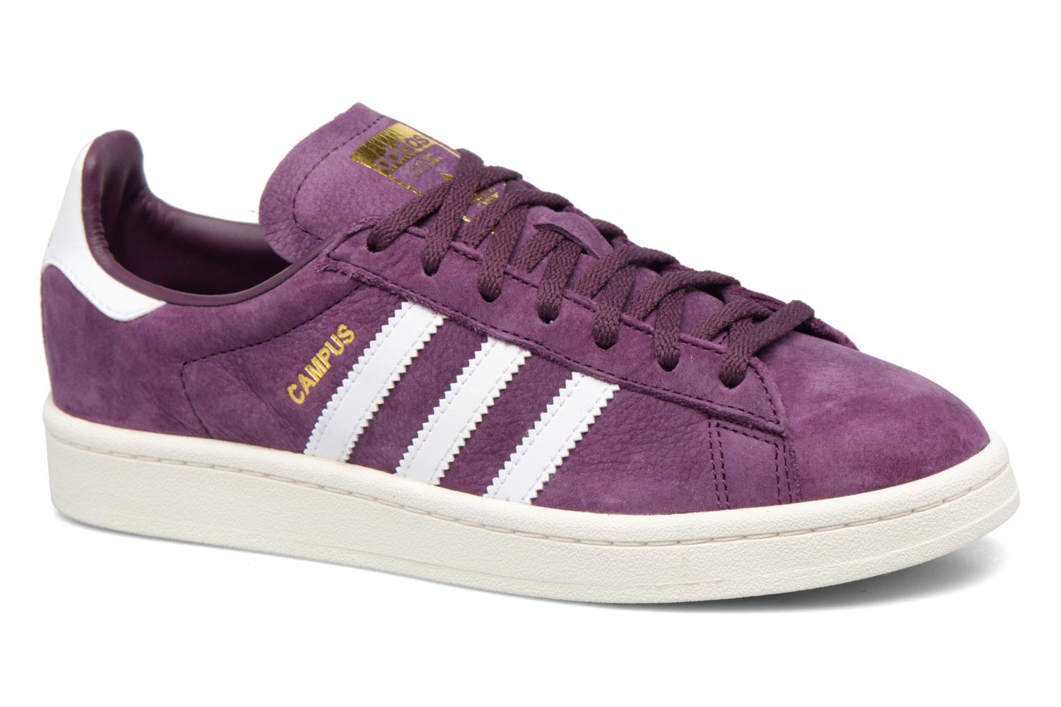 Baskets Adidas Originals Campus W Violet vue détail/paire