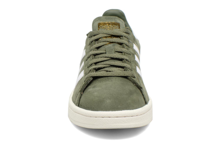 Baskets Adidas Originals Campus W Vert vue portées chaussures