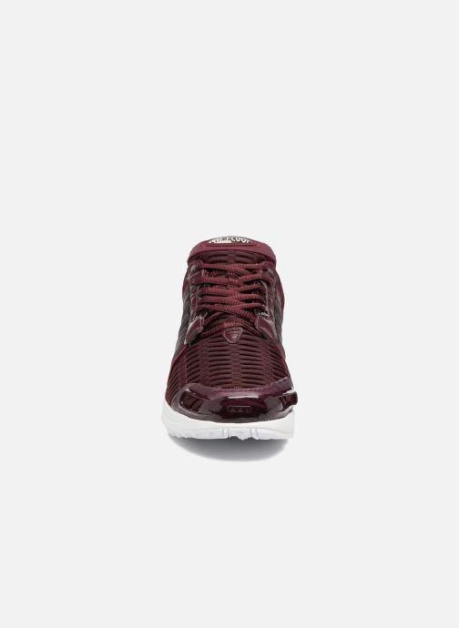 Baskets adidas originals Climacool 1 W Bordeaux vue portées chaussures