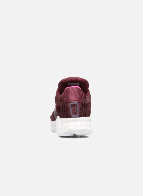 Baskets adidas originals Climacool 1 W Bordeaux vue droite